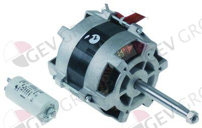FAN MOTOR 220-240V phases 1 50Hz 0,37kW 2700rpm