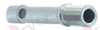 Rinse arm shaft