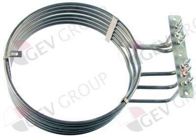 heating element 5400W 230V heating circuits 3